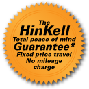 Hinkell - CNC Machine Guarantee